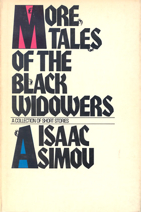 More Tales of the Black Widowers - Asimov