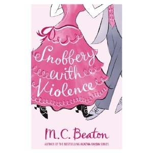 Snobbery with Violence book jacket