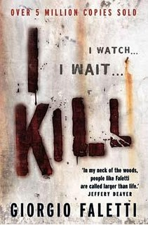 I Kill by Giorgio Faletti Book jacket