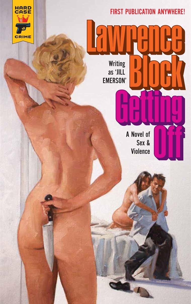GETTING OFF BY LAWRENCE BLOCK