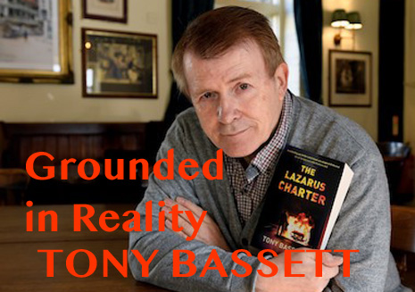 TONY BASSETT - The Lazarus Charter is Grounded in Reality
