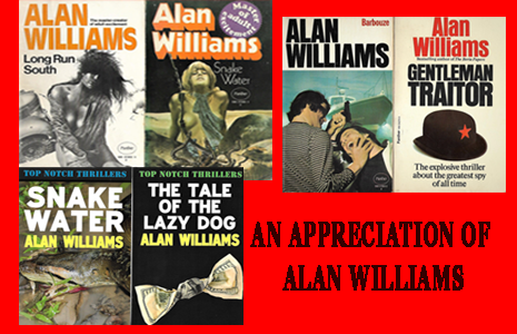 An Appreciation of ALAN WILLIAMS by Mike Ripley